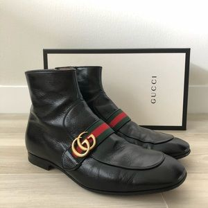 Gucci GG Marmont Boots